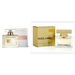 YODEYMA  SOPHISTICATE - THE ONE WOMAN (Dolce & Gabbana)
