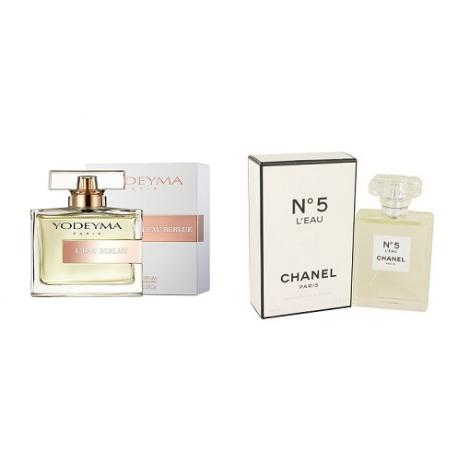 YODEYMA L'EAU BERLUE - L'EAUR CHANEL NO 5 (Chanel)