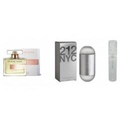 YODEYMA NOTION WOMAN - 212 NYC  Carolina Herrera (Mini próbka 2ml)