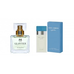 Perfumy Glantier 411 - D&G Light Blue (Dolce&Gabbana)