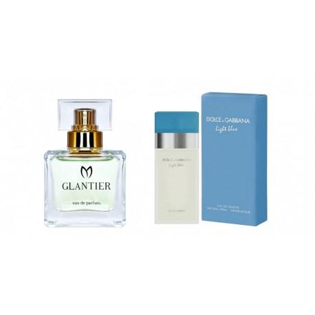 Perfumy Glantier 411 - D&G Light Blue (Dolce&Gabbana)