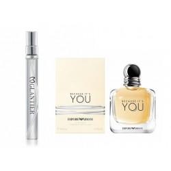Perfumetka Glantier 565 - Because It's You (Giorgio Armani)