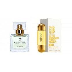Perfumy Glantier 489 -212 VIP (Carolina Herrera)