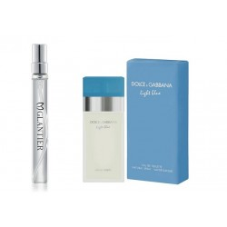 Perfumetka Glantier 411 - D&G Light Blue (Dolce&Gabbana)