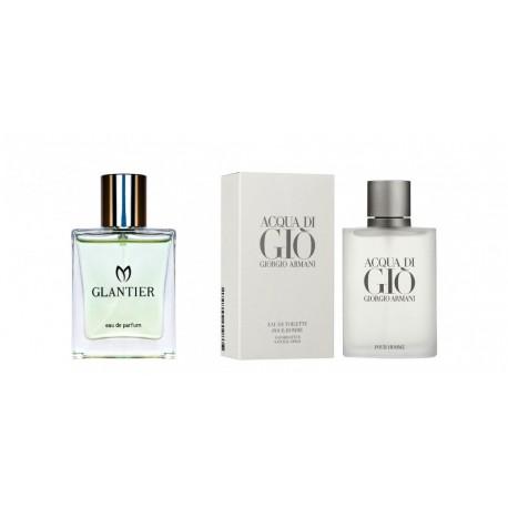 Perfumy Glantier 717 - Acqua di Gio (Giorgio Armani)