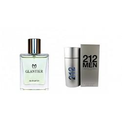 Perfumy Glantier 736 - 212 Men (Carolina Herrera)