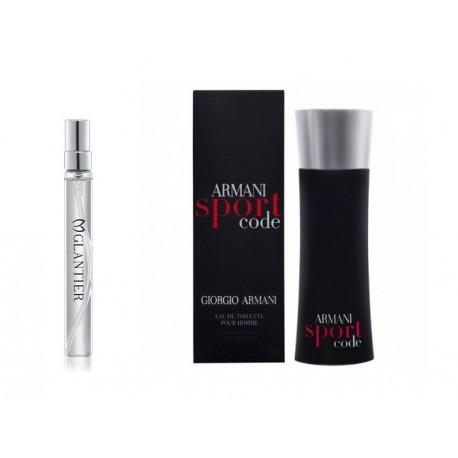 Perfumetka Glantier 753 - Armani Code Sport (Giorgio Armani)