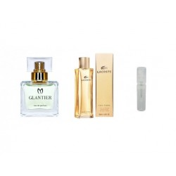 Perfumy Glantier 401 - Lacoste Pour Femme (Lacoste) Mini próbka 2ml