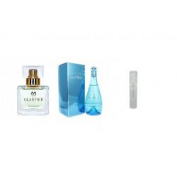 Perfumy Glantier 496 - Cool Water (Davidoff) Mini próbka 2ml