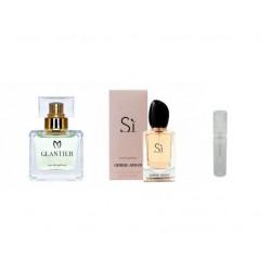 Perfumy Glantier 500 - SI (Giorgio Armani) Mini próbka 2ml