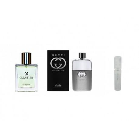 Perfumy Glantier 711 - Gulity Pour Homme (Gucci) Mini próbka 2ml
