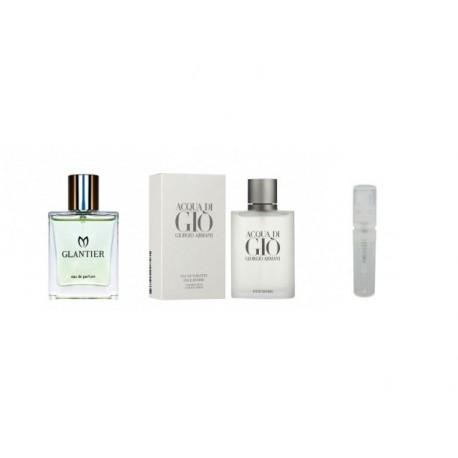 Perfumy Glantier 717 - Acqua di Gio (Giorgio Armani) Mini próbka 2ml