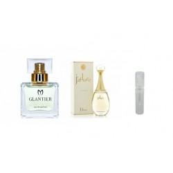 Perfumy Glantier 525 - J'adore (Christian Dior) Mini próbka 2ml