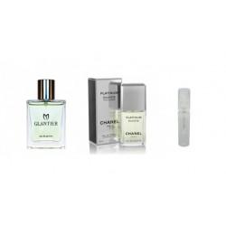 Perfumy Glantier 729 - Egoiste Platinum (Chanel) Mini próbka 2ml