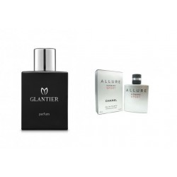 Perfumy Glantier 718 - Allure Homme Sport (Chanel)