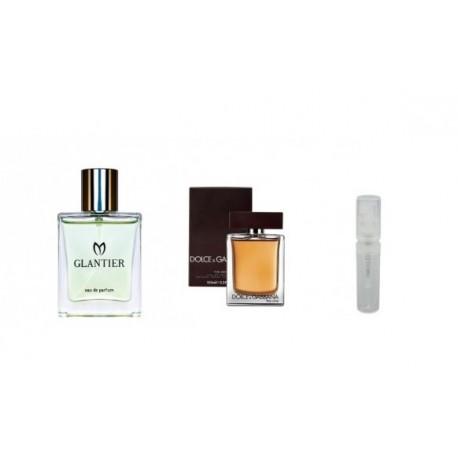 Perfumy Glantier 764 - The One for Men (Dolce & Gabbana) Mini próbka 2ml
