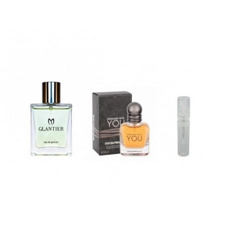 Perfumy Glantier 777 - Stronger Whit You (Giorgio Armani) Mini próbka 2ml