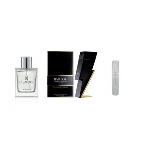 Perfumy Glantier 782 - Bad Boy (Carolina Herrera) Mini próbka 2ml
