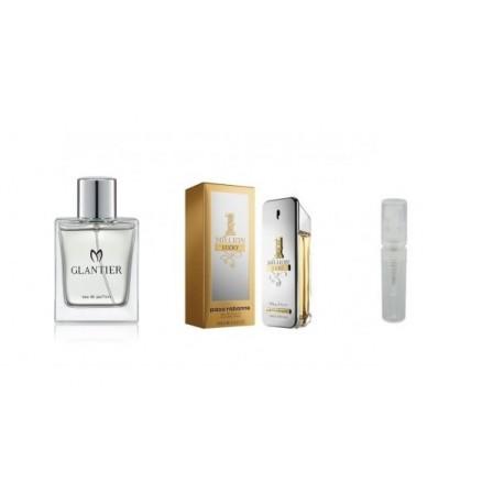 Perfumy Glantier 783 - 1 Million Lucky Mini próbka 2ml
