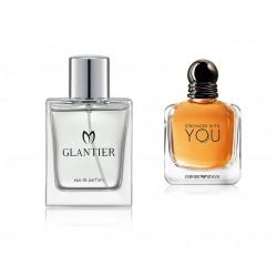 Perfumy Glantier 787 - Stronger with You Leather (Giorgio Armani)